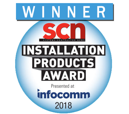 SCN/InfoComm Product Installation Awards
