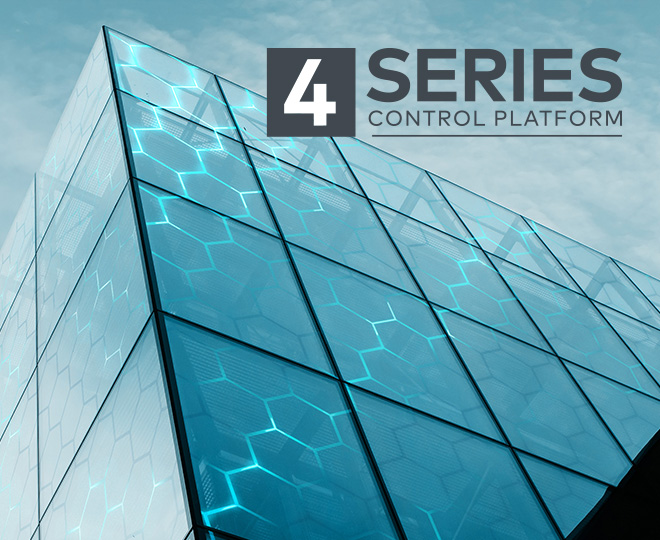 4-Series™ Control Systems