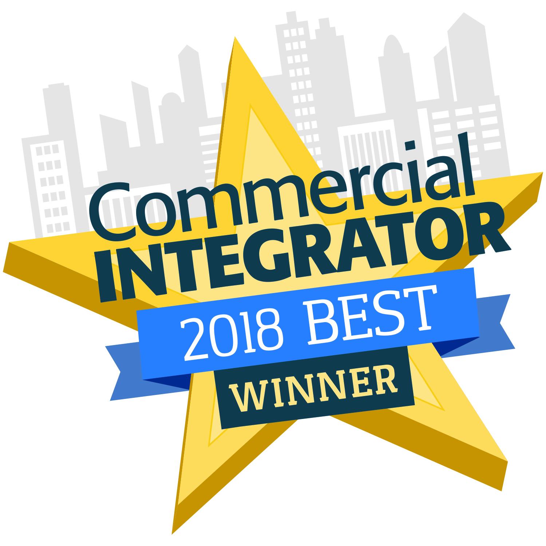 Commercial Integrator Best Awards