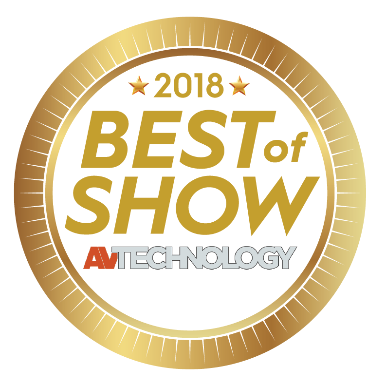 "AV Technology ""Best of Show"""