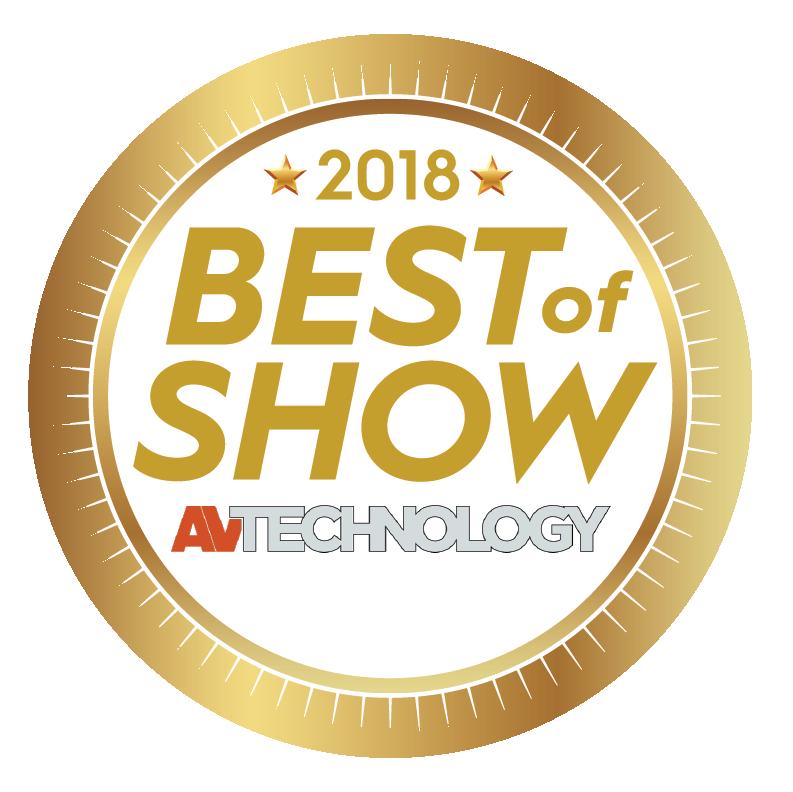 """AV Technology """"Best of Show"""""""