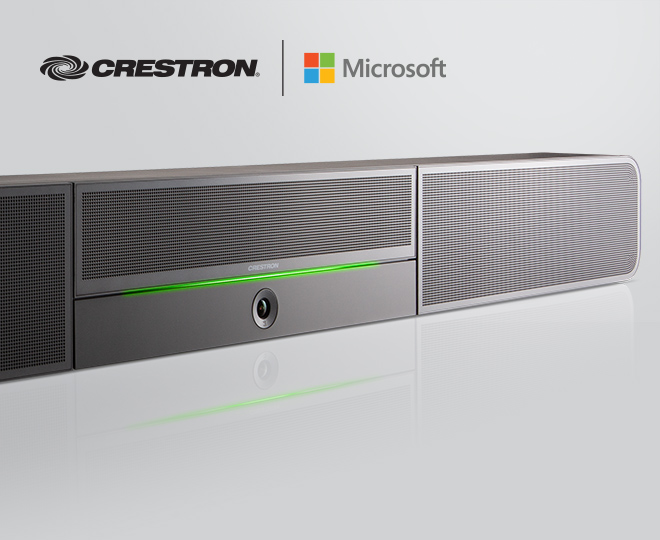Crestron Flex for Microsoft Teams