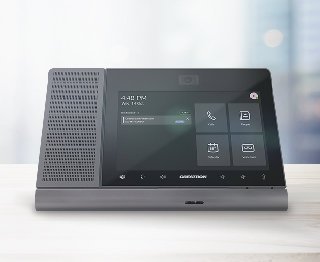Crestron Flex Phones