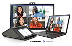 Crestron UC Solutions Support Microsoft® Teams Today