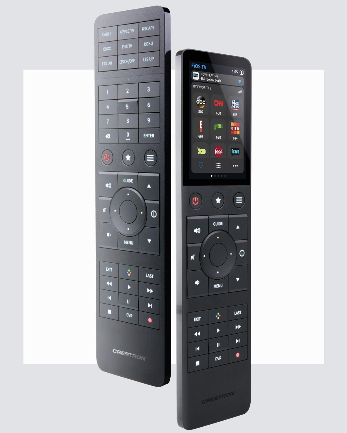 Remotes controls